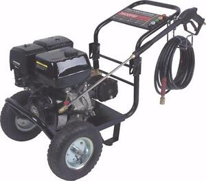 3600 PSI Pressure Washer 4.8GPM - 13HP Engine.