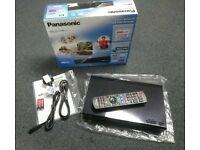 Panasonic Smart Freeview HD recorder 500Gb twin tuner + on demand, netflix etc
