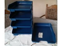 Rexel Document Stacking Trays