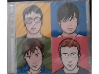 THE BEST OF BLUR CD NEW AND SEALED
