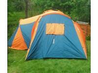 Nearly new tent