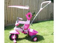 SmartTrike Tricycle