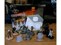 PS3 Disney Infinity 3.0 star wars bundle