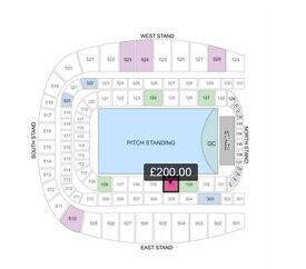 Phil Collins Hot Ticket Package Dublin 25th June Not Dead Yet Tour