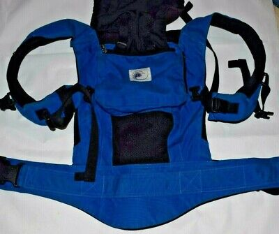 Ergobaby Ergo Baby & Infant Carrier Blue 12lbs - 45lbs