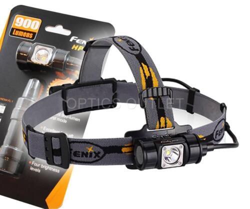 New Fenix HP12 900 Lumen Compat LED Headlamp