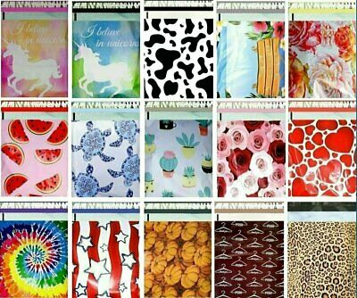 1-1000 10x13 Choose Favorite Boutique Designer Poly Mailer Bags Fast Shipping 45