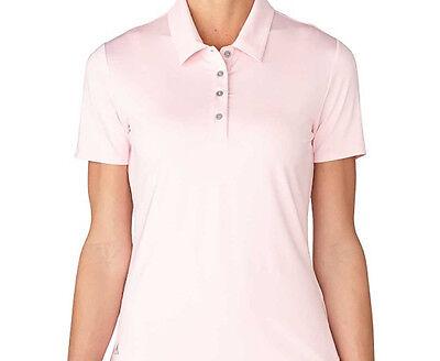 Adidas Mujer 3 Rayas Polo (S) Rosa Sombra AE9839