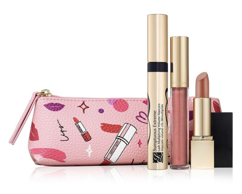 Estee Lauder Sultry Nude Lips 4-Pc. Gift Set (Full Size)