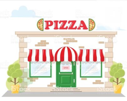 Busy pizza shop for sale