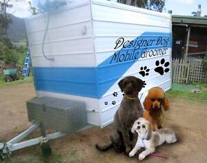 Designer Dog Mobil Groomer Bagdad Southern Midlands Preview