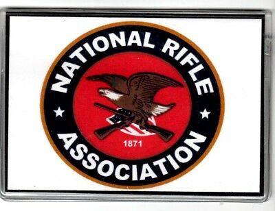 Nra 2nd Amendment Debit Card Holder Wnote Pad Dcn3