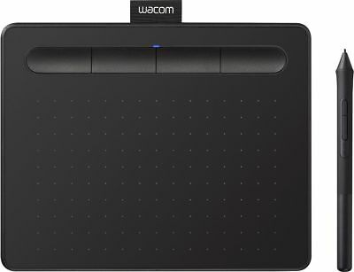 Wacom Intuos Drawing Tablet with 3 Bonus Software Included,