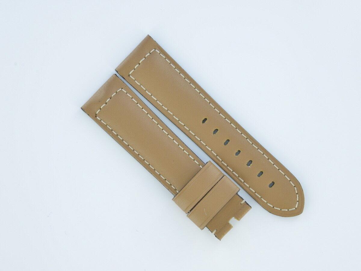 Panerai Lederband XL 24/22mm Neu vom Uhrencenter Berlin 17752-2