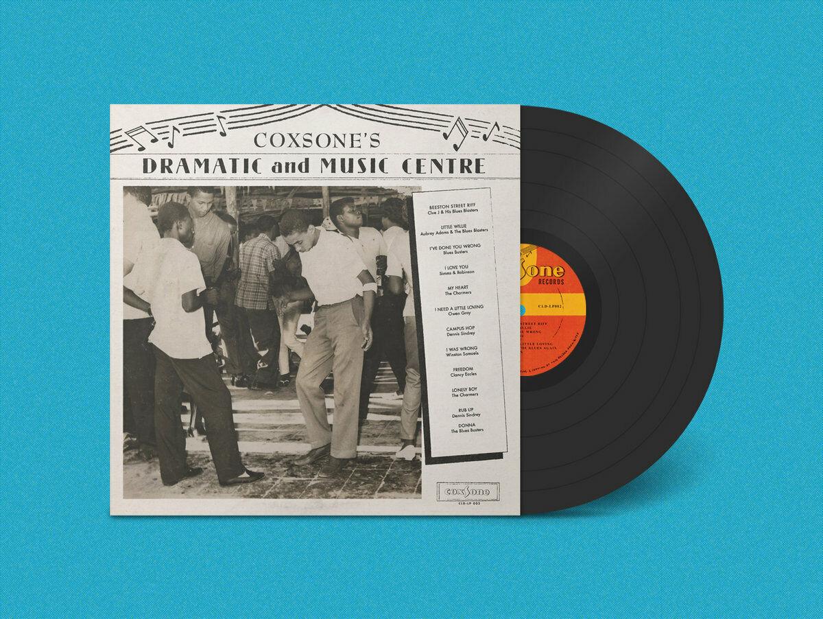 Coxsone s Dramatic Music Centre Ltd Ed Vinyl LP Jamaica Reggae Studio 1 Jazz - $5.00