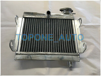ALUMINUM RACING RADIATOR FOR <em>YAMAHA</em> TZ 350CC 1985