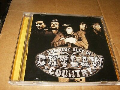 The Very Best Of Outlaw Country (The Very Best Of Outlaw Country)