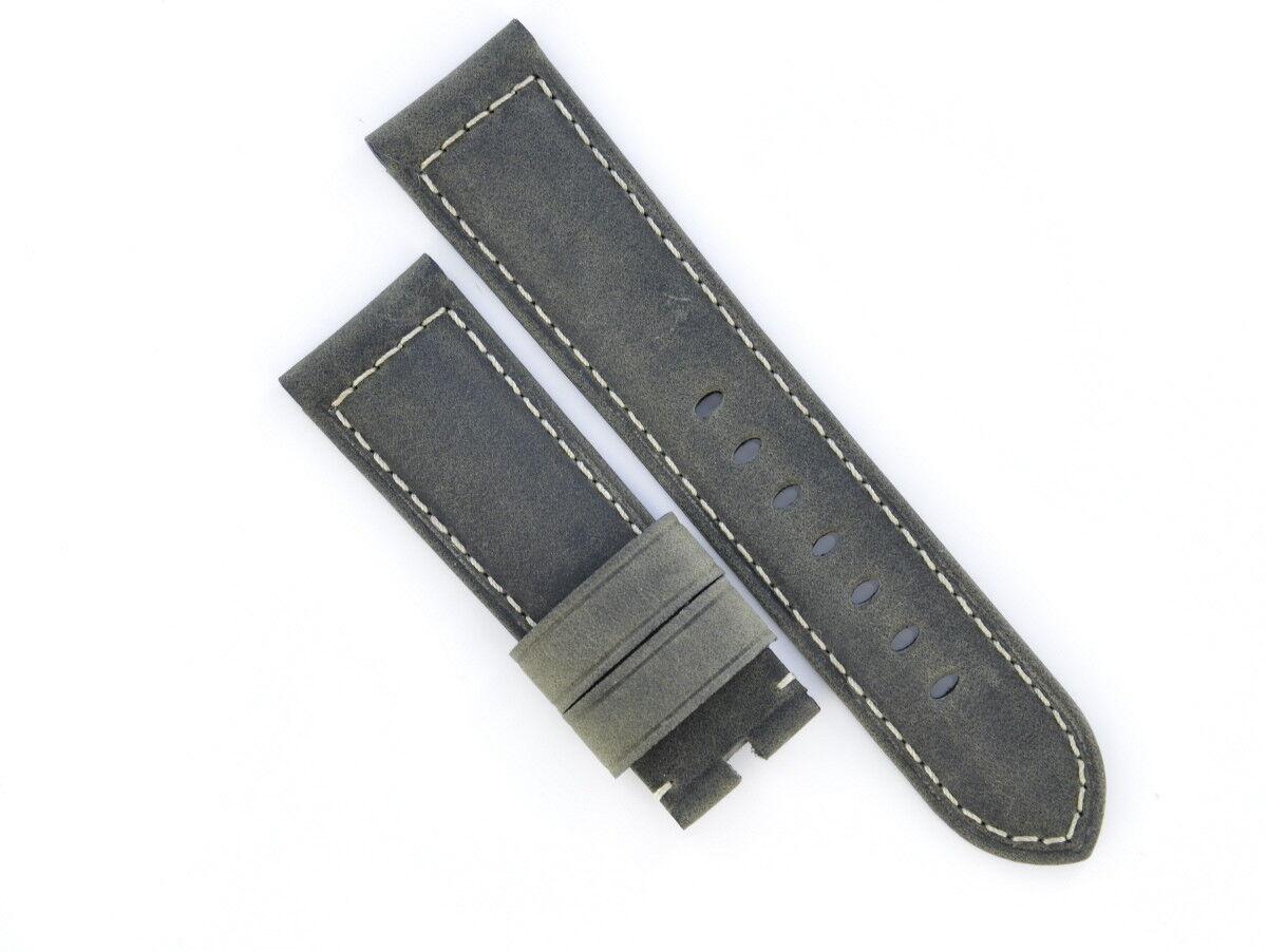 Panerai Lederband  24/22mm Neu vom Uhrencenter Berlin 17752-8