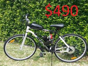 MOTORIZED BICYCLES CHEAP, R80CC OVER 60KPH TOP SPEED Belfield Canterbury Area Preview