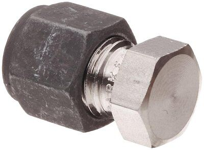 Parker Cpi 8 Pnbz-ss 316 Stainless Steel Compression Tube Fitting Cap 12 Tub