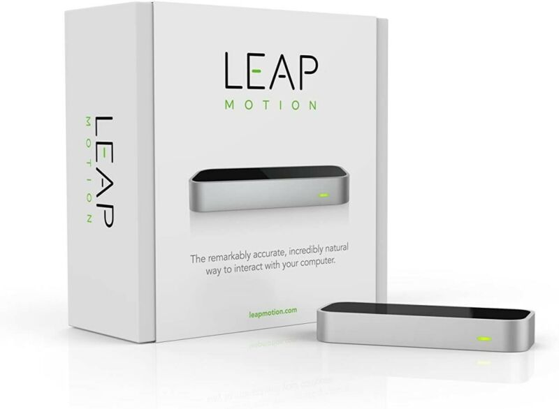 VR Leap Motion Controller / Gesture Motion Control for PC / MAC (ships from US)
