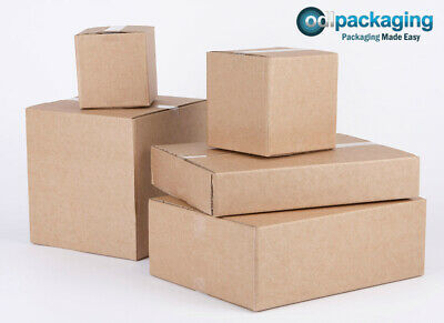 25 Cardboard Packing Boxes 8