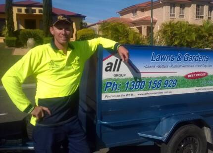 Lawn Mowing and Gardening Business Opportunity - Northlakes Brisbane Region Preview