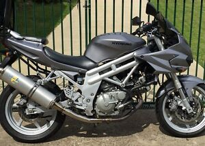 Hyosung GT650S LAMs,sports tourer,full size learner bike. $3500 Youngtown Launceston Area Preview