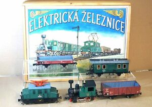 ETS O GAUGE CSD DOUBLE LOCO COACH & WAGON SET NEW BOXED ml