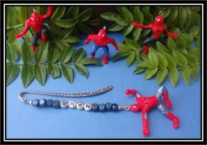 PERSONALISED-SPIDERMAN-BOOKMARK-ANY-NAME