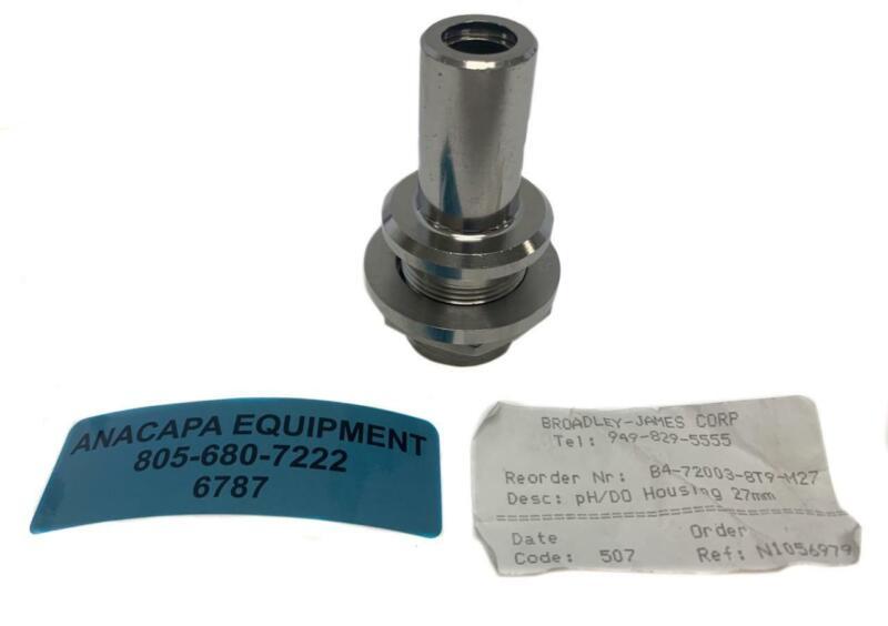 Broadley-James B4-72003-8T9-M27  pH/DO Housing 27mm Applikon (6787)W