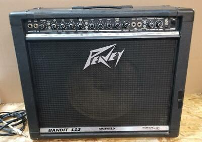PEAVEY BANDIT 112 SHEFFIELD TRANSTUBE COMBO GUITAR AMPLIFIER  !  V