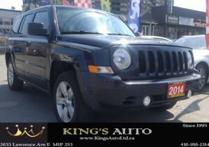 2014 Jeep Liberty North