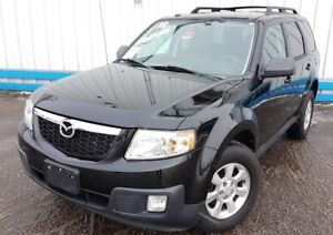 2010 Mazda Tribute V6 4x4 *LEATHER-SUNROOF*