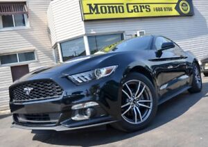 2016 Ford Mustang EcoBoost!Manual!BackupCam!Only$170/Bi-weekly!
