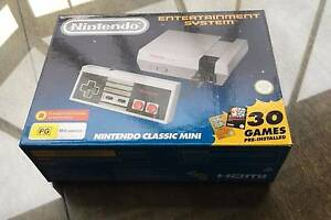 Nintendo Mini NES Classic Console - Brand new unopened Kotara Newcastle Area Preview