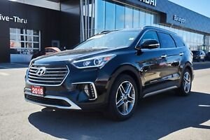 2018 Hyundai Santa Fe XL Limited AWD Demo
