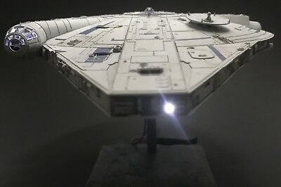 *LIGHTING KIT ONLY* for Bandai Star Wars (Lando Ver.) Millennium Falcon 1/144