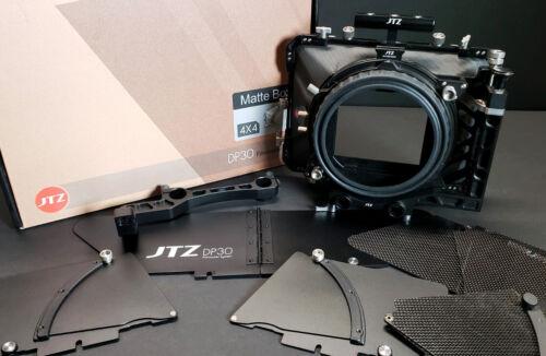 JTZ DP30 carbon fiber matte box with extra carbon fiber flags