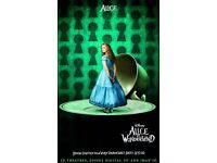 Giant Movie Posters (Alice in Wonderland)