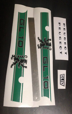 kit autocollant stickers peugeot 103 gl10 gl 10