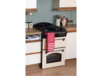 Leisure Cream gas oven Cooker- hardly used!