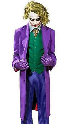 The Joker Grand Heritage Costume Adult Collectors Dark Knight Rises - Plus XL - Grand Heritage The Joker Adult Kostüm