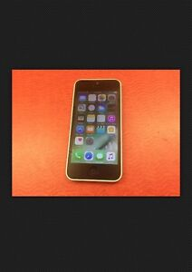 Apple iPhone 5c 8gb (fido mobility) white