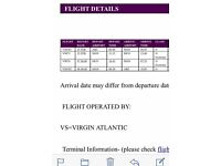 Virgin Atlantic Flights - Aberdeen to Orlando via Manchester BARGAIN