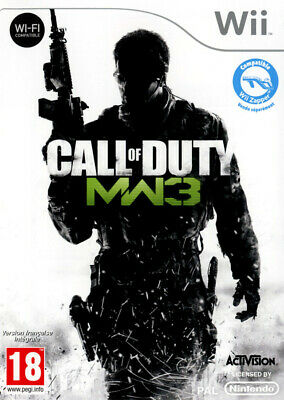 CALL OF DUTY : MODERN WARFARE 3 / NINTENDO Wii / NEUF...