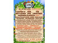 x2 Weekend Kendal Calling Tickets + x2 Shuttle Bus Passes **SOLD OUT**