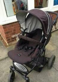 Britax B-Smart push chair