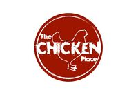 **URGENT** DELIVERY DRIVERS NEEDED! The Chicken Place, Glasgow