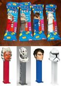 Pez Candy Dispenser Star Wars